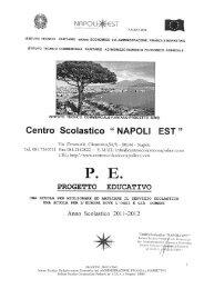 Network Scan Data - Centro Scolastico Napoli Est