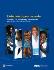 Partenariats pour la santé - Investment Climate