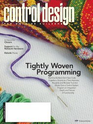 February 2013 - Control Design