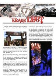 Krake lebt! - Freizeitpark Tester Team