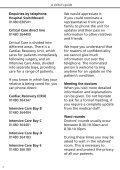The Critical Care Area - Papworth Hospital - Page 4