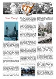 Winter Efteling: - Freizeitpark Tester Team