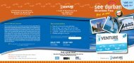 40% - See Durban Attractions Pass - iVenture Card