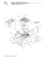 Quietpact 75D Diagnostic Repair Manual Models