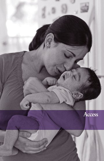 Access - March of Dimes