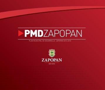 plan municipal de desarrollo · zapopan 2012-2015 - Ayuntamiento ...