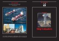 Ship Unloaders - Vermeulen Ingenieursbureau