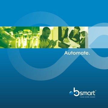 OPPI Brochure - bSmart