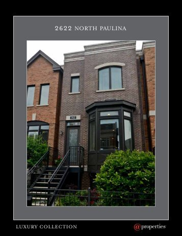 2622 NORTH PAULINA - Properties