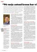 Ordning och reda på SSAB Boliden satsar tungt - Idhammar AB - Page 6