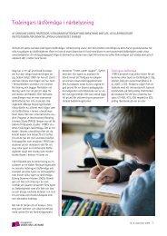 Tioåringars läsförmåga i närbelysning - Viden om Læsning