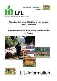 Die Publikation als PDF 4,7 MB - Bayerische Landesanstalt für ...