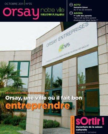 octobre 2011 - Orsay