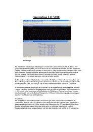 Simulation LIF5000_1 - DL7MWN