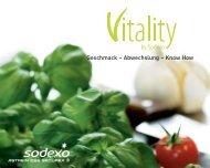 Was ist Vitality? - Sodexo