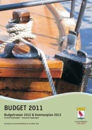 Budget 2011.pdf - Intranet - Falkenbergs kommun