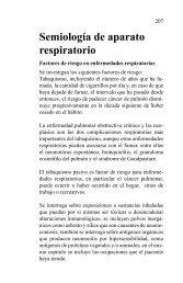 Semiología de aparato respiratorio - eTableros