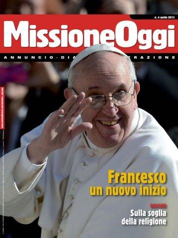 dossier - Missionari Saveriani