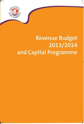 Budget Book 2013-2014