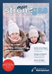 Kundenmagazin Ausgabe Nr. 2 / 2013 (pdf | 1,60 MB)
