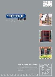 Trellidor Plus - Retractable Security Grille from ... - crimeguard.co.uk