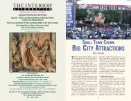 small town charm big city attractions - County Lines Magazine