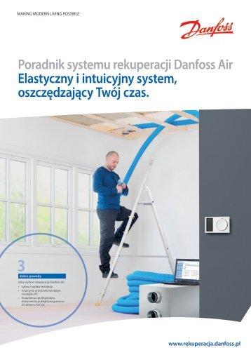 Rekuperacja Danfoss Air - Ogrzewnictwo