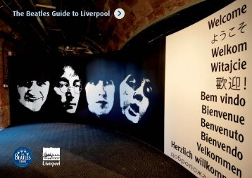 The Beatles Guide to Liverpool - The Beatles Story