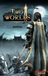 Two Worlds II PC Manual English - Steam