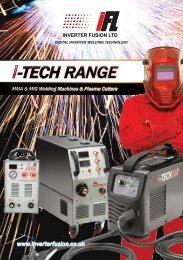 i -TECH RANGE - Inverter Fusion Ltd