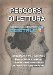 scarica qui - Centro Studi Etnografia Digitale Centro Studi Etnografia ...
