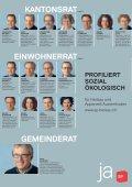 profiliert Sozial ökologiSch - SP Appenzell Ausserrhoden - Seite 2