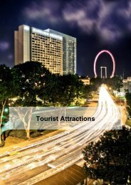 tourist attractions in the region