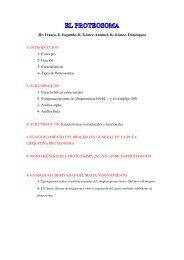 EL PROTEOSOMA - BioScripts