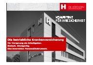 Die bKV - Dr. Friedrich E. Hörtkorn GmbH