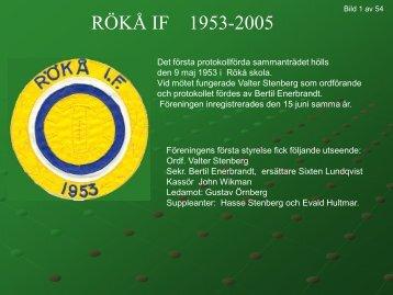 Örnbergare fanns det gott om i Rökå IF - Extrasida.se