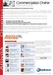 Partnership con AteneoWeb per migliorare l ... - Elatos web