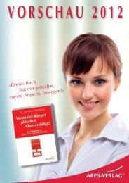 Vorschau 2012 Arps-Verlag Ltd.