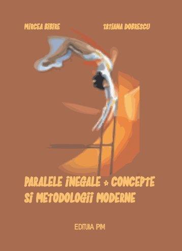 Paralele inegale, concepte si metodologii moderne - PIM Copy
