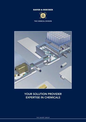 Brochure Chemistry (pdf, 2.4 MB) - Maschinenfabrik