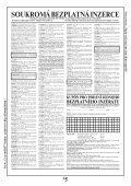POMNÍK ŽIDŮM - Mariánskolázeňské listy - Page 5