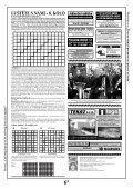 POMNÍK ŽIDŮM - Mariánskolázeňské listy - Page 6