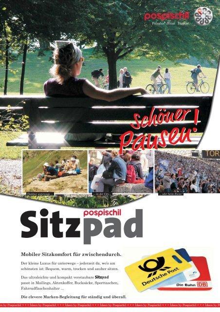 SitzPad - Pospischil Kreuztal
