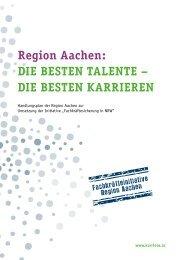 Region Aachen: Die besten tAlente – Die besten ... - Karriere.ac
