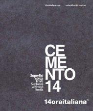 CEMENTO 14 - H2O Design