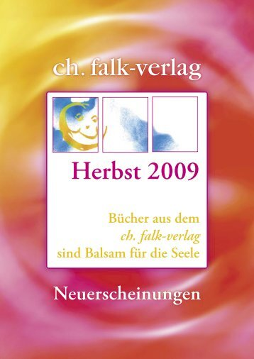 Herbst 2009 ch. falk-verlag
