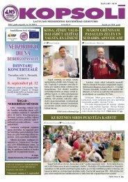 Uzklikšķiniet uz attēla un jums atvērsies avīze. - Latvijas Nedzirdīgo ...