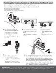 Two-Handle Lavatory Faucet Grifo De Baño Con Dos Manijas ... - Page 2