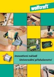 Inovativní nářadí Univerzální příslušenství - ELNAS sro