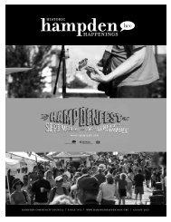 August 2013 (pdf) - Hampden Community Council